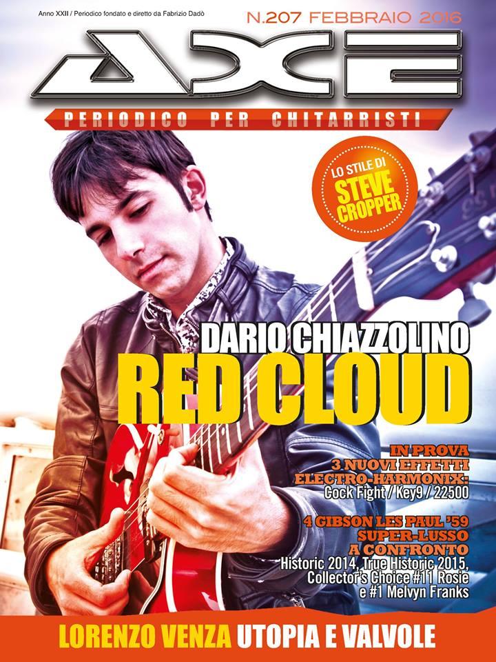 Cover Axe - Dario Chiazzolino